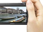 Sony Cybershot T500