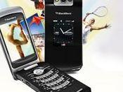 Blackberry pliable Pearl Flip 8220