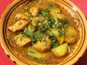Tajine Batata/ Djej pommes terre/ poulet EXPRESS