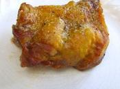Cuisse poulet désossée farcie