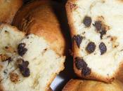 Muffins pépites chocolat