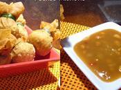 Aumônières poulet Thaï