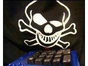 négligez cette commission anti-piratage