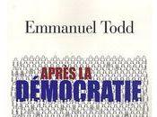 Après démocratie d'Emmanuel Todd