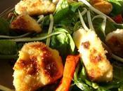 Salade poulet crunchy
