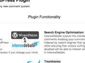 Gérez commentaires votre blogue avec Intense Debate