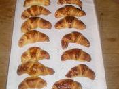 croissants selon recette Flore