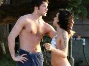 Winehouse roucoule avec chanteur Caraïbes