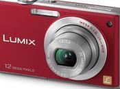 Panasonic Lumix DMC-FX40 compact complet