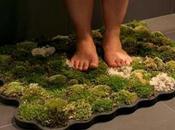 tapis bain fibre naturel