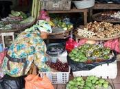 Marché Philippin, Sabah, Bornéo