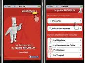 guide Michelin Iphone
