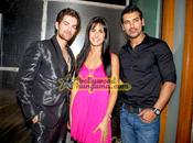[PHOTOS] Indian Idol Grand Finale avec John, Neil