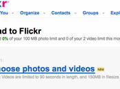 flickr offre vidéo tous usagers