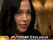 Nadya Suleman vidéo naissance octuplés pour million dollars