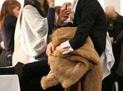 Beauté défilés Backstage Ralph Lauren
