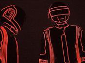 Tron Daft Punk signe score