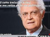Canal plus affiches Guignols l'info