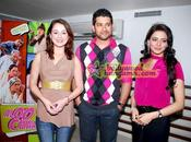 [PHOTOS] Aftab Aamna talk about Aloo Chaat