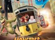Concours monstres contre aliens