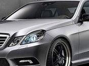 Déjà carrosserie pour nouvelle Classe Mercedes.
