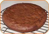 Recette gâteau moelleux chocolat noisettes sans farine