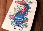 joli poisson d'avril d'ADN créatif