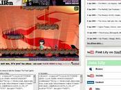 Escape fear Lily Allen lance advergame pour promouvoir dernier tube