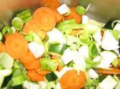 bouillon royal légumes crevettes