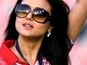 Interview Preity Zinta l'IPL