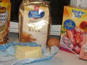 Muffins pépites nougatine [test one]