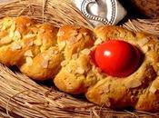 Tsoureki (brioche Pâques)