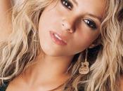 Shakira chauffer notre rentrée 2009