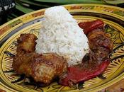 Stew Chicken voyage pour Bézile
