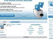 services ligne pour réaliser screencasts