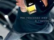 """Hayden Christensen Ambassadeur nouveau parfum """"Challenge"""" Lacoste"""