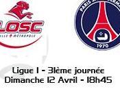 Ligue 31ème journée doit sortir crocs contre Lille