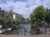 Amsterdam ville canaux