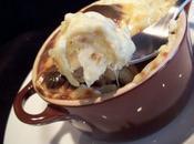 Cocotte roussette parmentier crème Sainte-Maure
