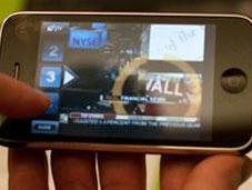 télé pour abonnés Iphone