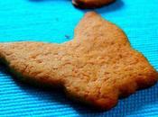 Petits gâteaux secs gingembre