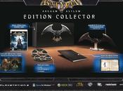 Batman Arkham Asylum collector!