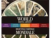 Bibliothèque numérique mondiale ligne