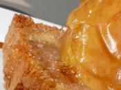 Croques pomme briochés