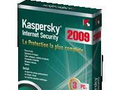 Telecharger Kaspersky Internet Security 2009 gratuite.