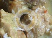Curry porc noix coco
