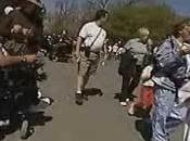 Marche québequoise l'espoir pour (SP) 2009.