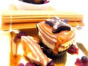 "Cheesecakes marbrés Cupcakes (vegan), ""Daring Bakers"""