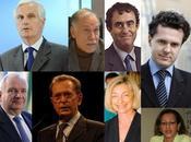 Européennes 2009: têtes listes l'UMP.