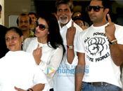 Khan, Kapoor, Bachchan.... Tous ensemble pour élections 2009